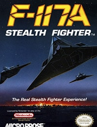 F-117A Stealth Fighter (Ф-117А скрытый боец)