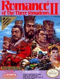Romance of The Three Kingdoms II (Романс Трех Королевств II)