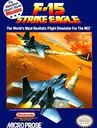 F-15 Strike Eagle (Ф-15 боевой орел)