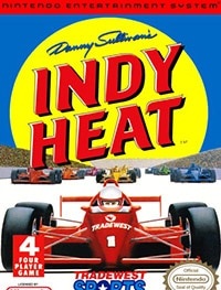 Danny Sullivan's Indy Heat (Инди гонка Дэнни Салливана)