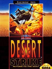 Desert Strike — Return to the Gulf (русская версия)