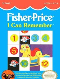 Fisher-Price — I Can Remember (Фишер Прайс — Я могу вспомнить)