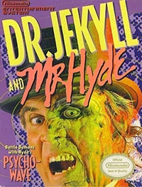 Dr. Jekyll and Mr. Hyde (Доктор Джекил и мистер Хайд)