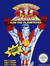 Captain Planet and The Planeteers (Команда спасателей Капитана Планеты)