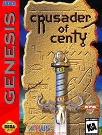 Crusader of Centy (русская версия)