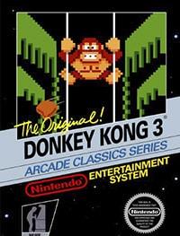 Donkey Kong 3 (Донки Конг 3)