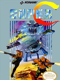 Super Contra (русская версия)