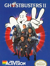 GhostBusters II (Охотники за приведениями 2)