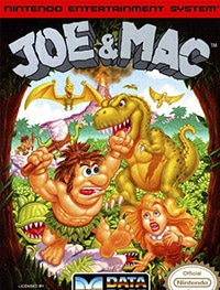 Joe & Mac — Caveman Ninja (Джо и Мак — пещерный ниндзя)