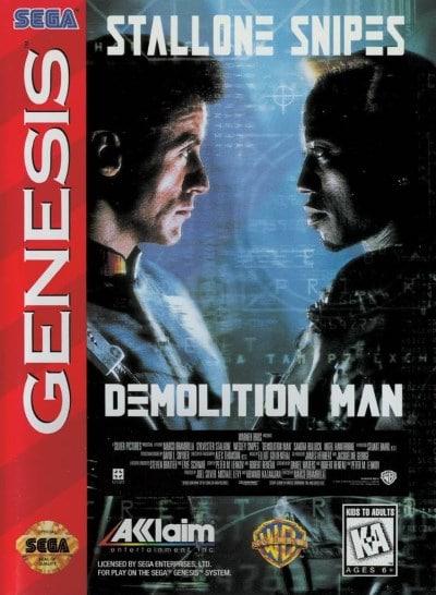 Demolition Man (русская версия)