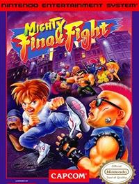 Mighty Final Fight (Могучая последняя битва)