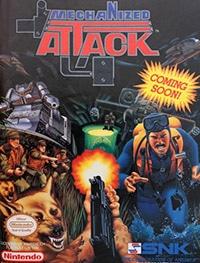 Mechanized Attack (Механизированная атака)