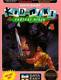 Kid Niki — Radical Ninja (Пацан Ники — радикальный ниндзя)