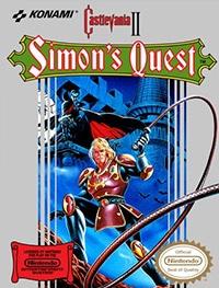 Castlevania 2 — Simon's Quest (русская версия)