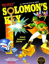 Solomon's Key (русская версия)